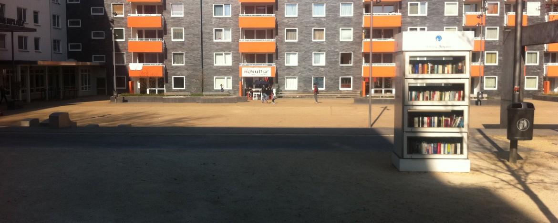 Ein Stadtteil blüht auf