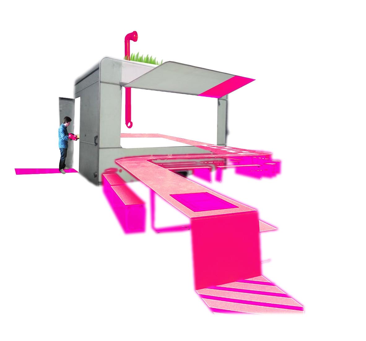Das Küchenmobil – HUkultur freut sich auf Patrizia di Monte und Ignacio Grávalos