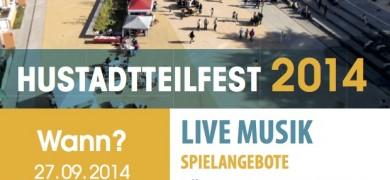 Hustadtteilfest 2014