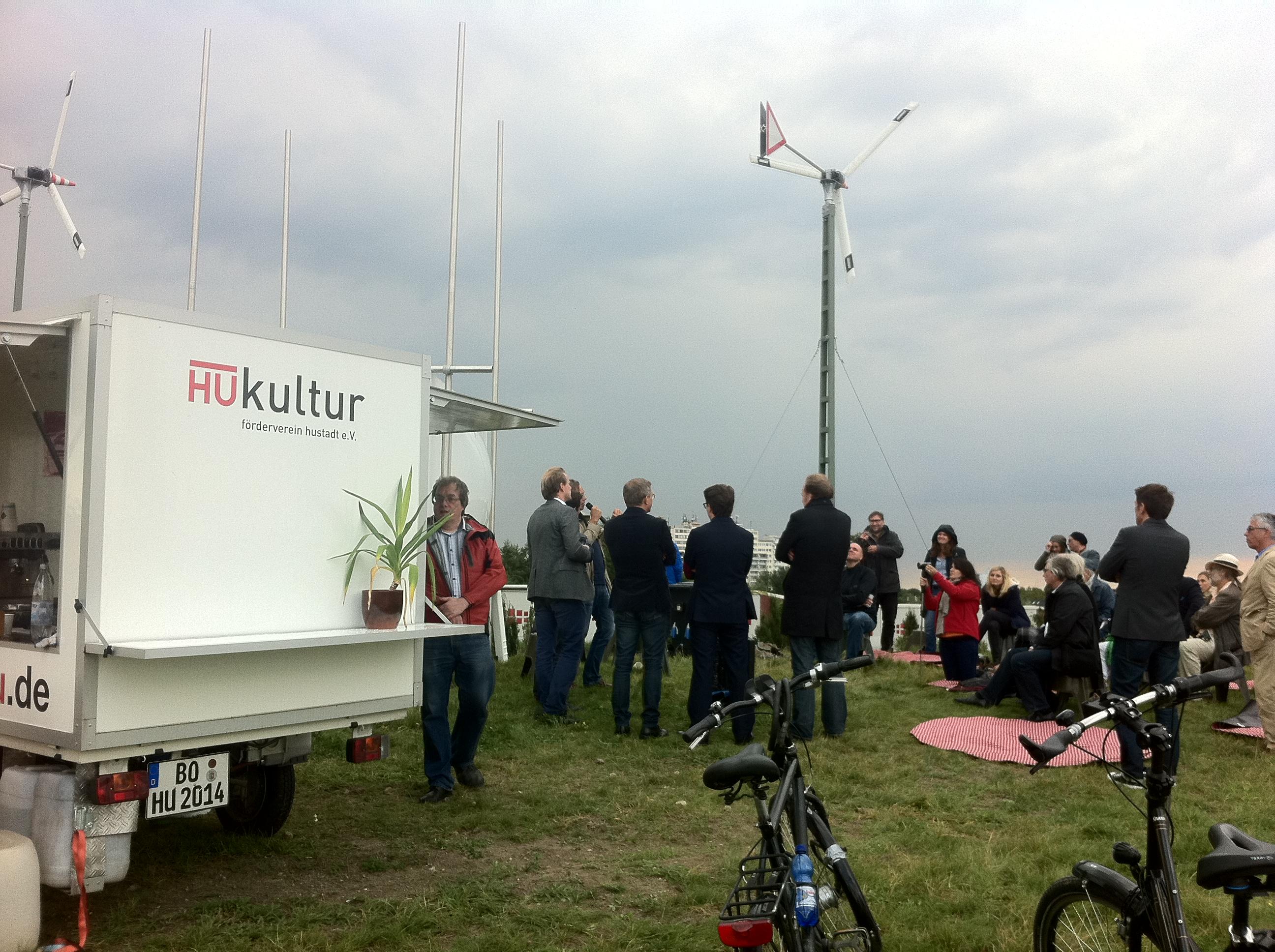 Diskursives Picknick zur energetischen Lage des Ruhrgebiets