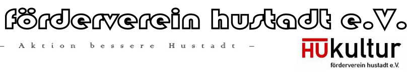 Jahreshauptversammlung des Fördervereins Hustadt – ABH e.V. am 30.09.2016